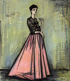 745 best Bernard Buffet\'s Dark Light images on Pinterest in 2018 ...