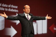 Noriyuki Toyoki, Fujitsu Corp Senior VP, via Flickr.