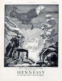 Capricornio - Hennessy - Paul-Robert Bazé