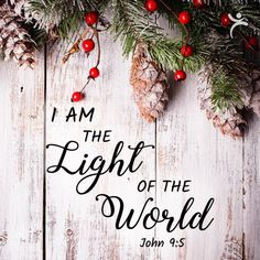 """Christian Art Gifts (@cagifts) on Instagram: """"#SundayMorning #Praise """"As long as I am in the world, I am the light of the world."""" John 9:5…"""""""