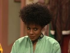 vanessa huxtable - wow, that's a Clair look, right there....