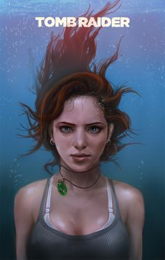 From the wreck (Tomb Raider v2) by ~khuon on deviantART