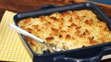Make your own gooey, delicious macaroni and cheese with this no-fail recipe. You'll learn how to get the perfect creamy macaroni and cheese consistency, plus the history of macaroni and cheese and how it became popular in America.