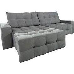sofá 3 lugares reclinável e assento retrátil - Pesquisa Google