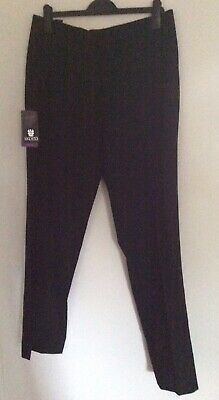 Slopes Madrid Trousers In Black 34L | eBay Men's Accessories, Hugo Boss, Madrid, Trousers, Sweatpants, Ebay, Black, Fashion, Trouser Pants