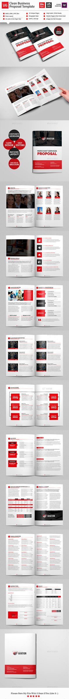 Proposal  Proposals Stationery Templates And Proposal Templates
