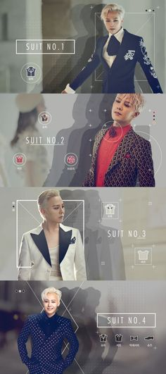 G-Dragon to give to charity by auctioning his outfits. | Koogle TV