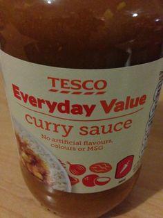 Tesco Curry Sauce - Google Search