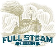 Welcome Aboard | Full Steam Coffee Co., Guysborough, Nova Scotia