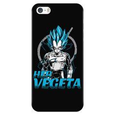Super Saiyan Her Vegeta God Iphone Phone Case - TL00503PC