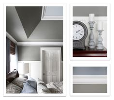 The Yellow Cape Cod: Giveaway and Reveal! My Master Bedroom Makeover with Sherwin-Williams
