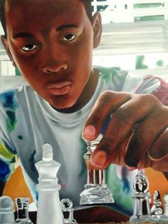 Checkmate by Travis Prince Self-Portrait-What's your passion? How to capture you doing you?!