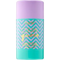 tarte Clean Queen Vegan Deodorant ($14) ❤ liked on Polyvore featuring beauty products, bath & body products, deodorant, makeup, beauty and tarte