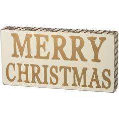Merry Christmas Wood Wall Art ($15) ❤ liked on Polyvore featuring home, home decor, wall art, christmas, multicolor, horizontal wall art, colorful wall art, merry christmas wall art, wooden wall art and colorful home decor