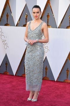 Daisy Ridley - Oscars 2016