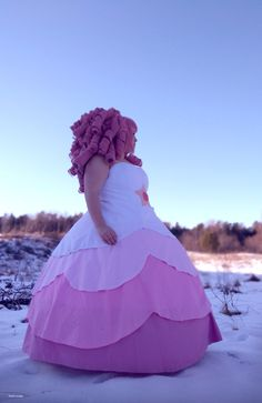 Rose Quartz cosplay Photo: @ladycadmium Rose: mee shalala