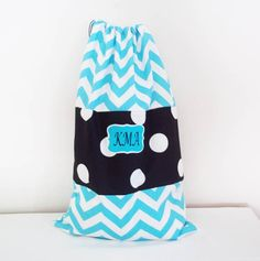 Graduation Gift Huge Laundry Bag in Bright Fun by UrbanCreative, $28.00
