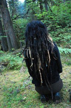 WolfTea: Photo :: Shop Natural Hair Accessories at DreadStop. Bohemian Hairstyles, Dreadlock Hairstyles, Messy Hairstyles, Natural Hair Accessories, Natural Hair Styles, Hair Inspo, Hair Inspiration, Partial Dreads, Dreadlock Rasta