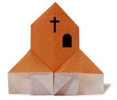 origami halloween | Origami Church