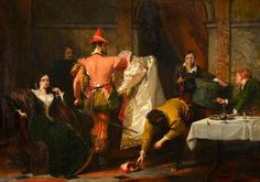 BBC - Your Paintings - Catherine and Petruchio