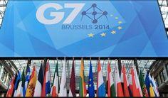 G7 Summit Brussels June 2014