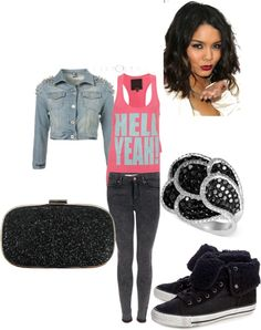 """Random 10"" by ashxzx on Polyvore"