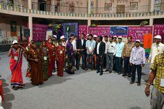 आवासीय परिसर में विधिक सहायता शिविर का आयोजन किया गया, जिसमें बालोद, बेमेतरा एवं दुर्ग से आए हुए जनप्रतिनिधियों को सिविल जज श्री जनार्दन खरे, श्री असलम खान, श्री प्रकाश त्रिपाठी एवं श्री हरेन्द्र सिंह नाग ने कानून से संबंधित जानकारी दी. प्रतिनिधियों ने अपनी समस्याओं की चर्चा कर उनसे सलाह भी ली.