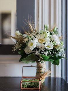Rustic Countryside Bouquet | Image By Camy Duong