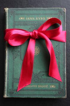 Old edition of Charlotte Brontë's Jane Eyre www.adealwithGodbook.com