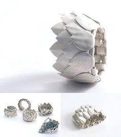 TheCarrotbox.com modern jewellery blog : obsessed with rings // feed your fingers!: Vernon Bowden / Rings That Rock (Jeffrey Appling)
