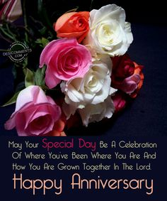 Marriage Anniversary Wishes Quotes, Anniversary Wishes For Friends, Happy Wedding Anniversary Wishes, Anniversary Message, Anniversary Greetings, Love Anniversary, Wedding Happy, Birthday Wishes Gif, Birthday Blessings