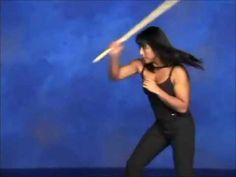 Secrets of Sinawali - 01 - Nine Angles of Attack Escrima. Filipino martial arts. Stick fighting technique