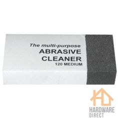 Abrasive rubber sanding blocks aid in surface preparation prior to applying touch-up paint. Touch Up Paint, Tools Hardware, Safety, Metallic, How To Apply, Construction, Cleaning, Glasses, Ideas