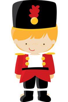 cute nutcracker toy soldier christmas clip art 2 pinterest toy rh pinterest com nutcracker clip art images free nutcracker clip art images
