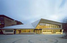 Библиотека в Веннесле