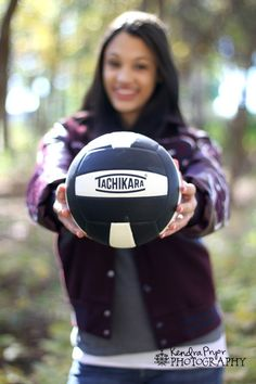 Volleyball picture idea.