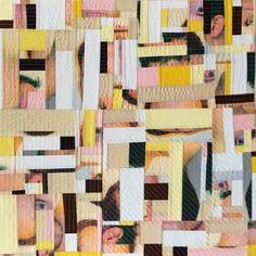 Quilt artist Drew St