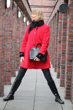 Ü 50: Ü50 Style - Mein 2.Herbstoutfit - Werbung für Kasc...