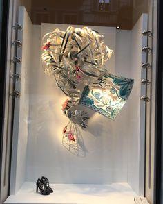 "HERMES, Milan, Italy, ""STILL LIFES COME TO LIFE"" for Fuorisalone 2016, by Arianna Bianconi, Chiara Pagliari, Eleonora Nardo."