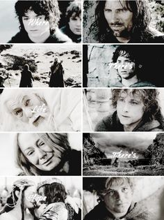 Where there is life there is hope #lotr