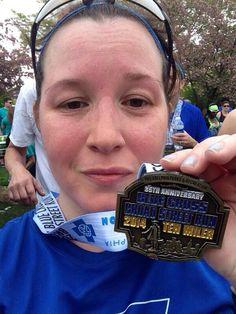 jess_williams: @SPARKLYSOULINC headband stayed put the entire race!I'm converted! #bestrunninghairbandEVER #shocked #BroadStreetRun