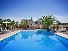 Traditional+property+with+pool+in+Puglia's+Trulli+style+++Holiday Rental in Taranto from @HomeAwayUK #holiday #rental #travel #homeaway