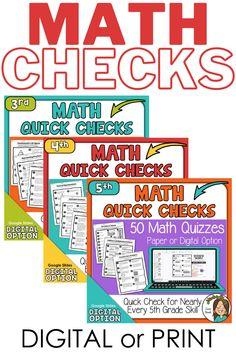 Math Charts, Fourth Grade Math, Math Work, Guided Math, Elementary Math, Math Classroom, Math Lessons, Teaching Math, Math Quizzes
