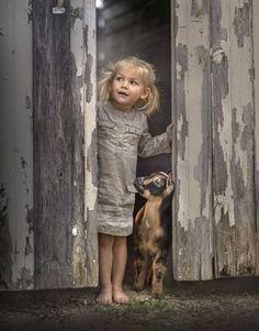 Amo crianças...
