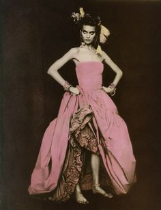 Photo by Paolo Roversi for Vogue UK