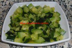 Recetas de cocina thermomix Mantecaditos, Asparagus, Zucchini, Salads, Vegetables, Food, Fish Recipes, Smoked Trout, Vegetables Garden