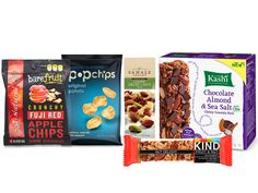 Healthy Snacks on the Go - Quick Healthy Snacks - Woman's Day