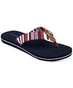 fd6e47fef86e TOMMY HILFIGER Tommy Hilfiger Chevi Flip-Flops.  tommyhilfiger  shoes    sandals Tommy