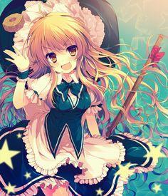 【二次・ZIP】ハロウィンも近いので魔女っ娘・魔法使いの美少女画像   桃色虹画像 -二次元萌え画像エロ画像まとめ-