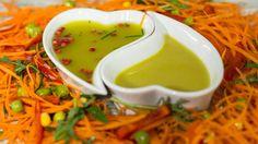 Salsa Citronette e Salsa Vinaigrette - Condimenti per Insalate
